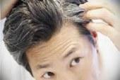 از بین بردن موهای سفید