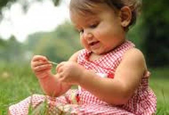 رشد و نمو کودک در دوازده ماهگی