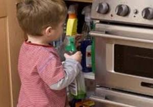 امنیت در خانه برای کودکان