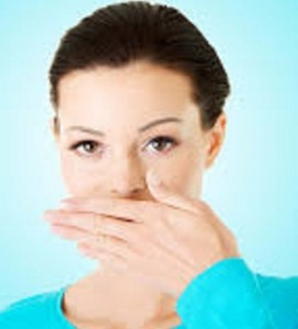 علل بوی بد دهان