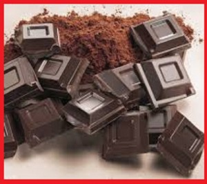 فوائد شکلات تلخ