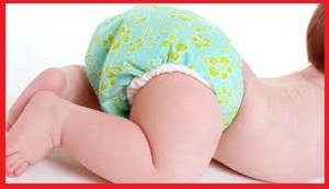 نحوه پوشک گرفتن بچه به چه صورت است؟