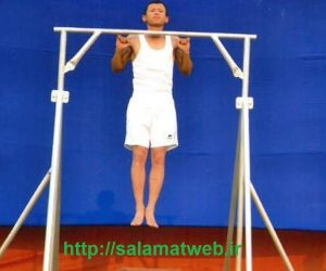 با بارفیکس زدن قدتان را بلند کنید
