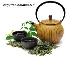 عوارض مصرف زیاد چای سبز