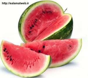 هندوانه و کاهش وزن