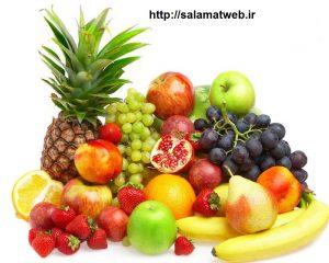مواد غذایی مفید برای درمان نقرس