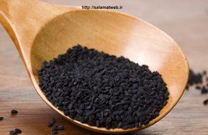 سیاهدانه گیاه مفید برای درمان آلرژی