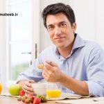 درمان افسردگی با داشتن تغذیه مناسب