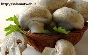 کاهش سایز شکم با مصرف قارچ