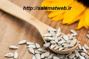 کاهش وزن با مصرف تخمه آفتابگردان بدون نمک