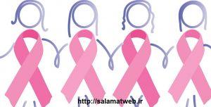 سرطان سینه از علل بی خوابی