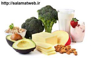 خوراکی های حاوی منیزیم خوراکی های مفید برای درمان خروپف شبانه