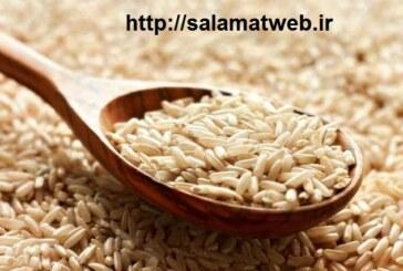 آشنایی با خواص درمانی ماده مفیدی به نام برنج قهوه ای