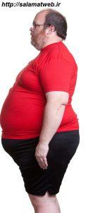 چاقی و کاهش اسپرم