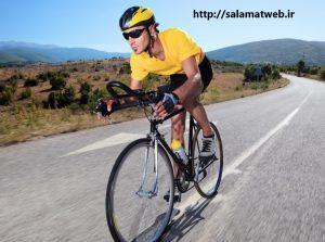 دوچرخه سواری و کاهش وزن