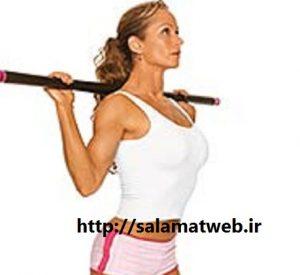 کاهش وزن با اسکوات