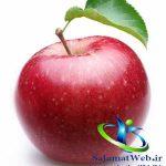 سیب سین بهشتی و زیبای سفره هفت سین