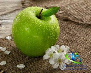 سیب و جلوگیری از پیری پوست