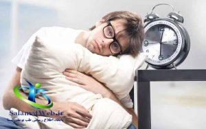 کم خوابی و افزایش وزن