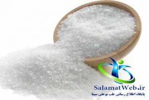 نمک اپسوم بهترین لایه بردار پوست