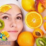 میوه های مفید برای پیشگیری از پیری پوست