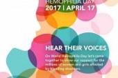 روز جهانی هموفیلی روز حمایت از بیماران هموفیلی