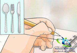 استفاده از مجلات تغذیه برای لاغر شدن سریع شکم و پهلو