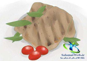 نقش تغذیه در داشتن سینه هایی بزرگ