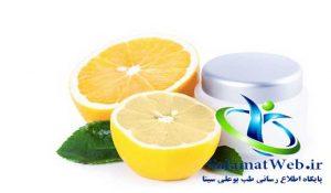 روشن کردن پوست با لیمو و شکر