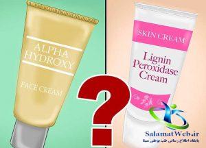 داشتن پوستی صاف و بدون لک با بررسی مزایای استفاده از کرم های حاوی الفا هیدروکسی اسید