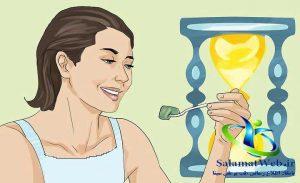 کوچک کردن سینه با کاهش حجم وعده های غذایی