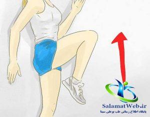 ورزش هایی برای لاغر کردن پا