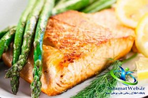 مصرف ماهی برای پیشگیری از سرطان