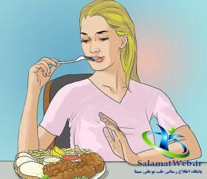 برای کوچک کردن سینه کالری دریافتی خود را کاهش دهید