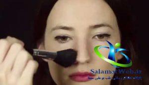 کوچککردن بینی بدون جراحی با گیره بینی