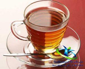 نوشیدن چای و کاهش استرس
