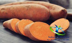 تقویت عضلات باسن با مصرف سیب زمینی شیرین