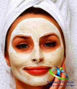 ماسک ماست برای رفع چربی پوست