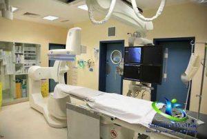 مراقبت های قبل از آنژیوگرافی
