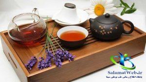 چای لاغری اسطوخدوس