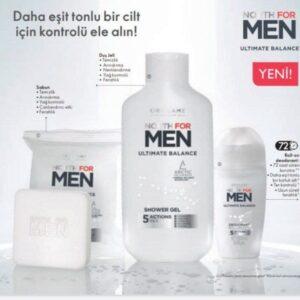 محصولات مردانه North for Men