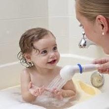 شستشوی موی کودکان