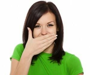 علت بوی بد دهان درمان بوی بد دهان