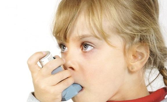 غیبت کودکان بعلت آسم