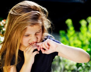 Causes and Treatment of Nail Biting in Children