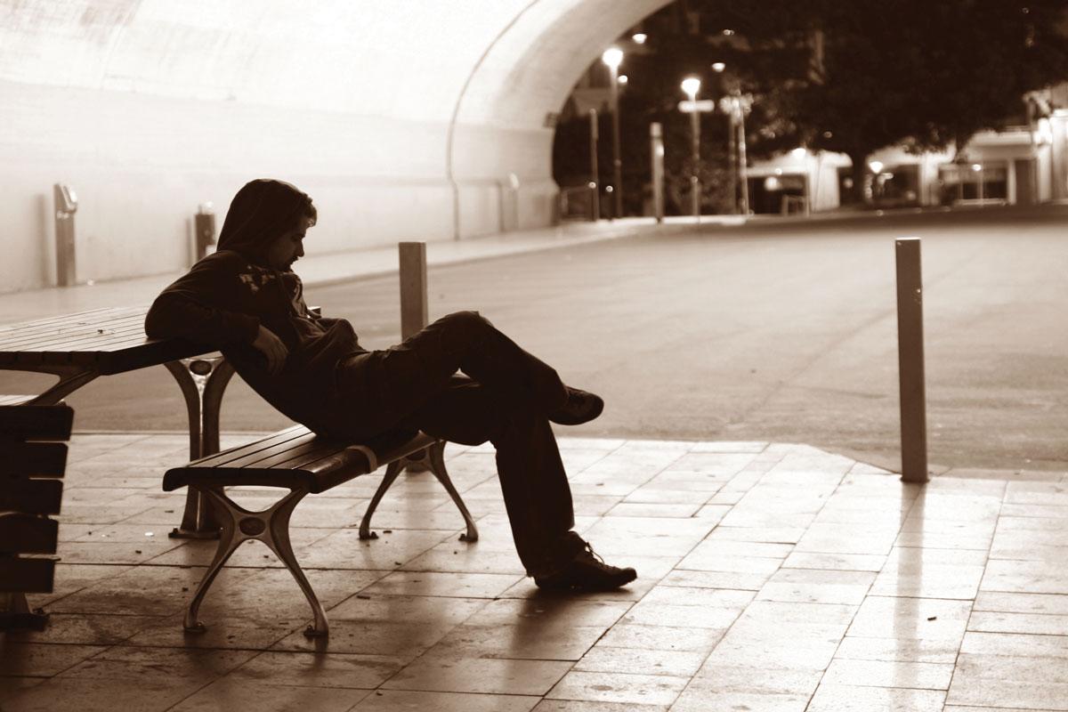 ترس از تنهایی