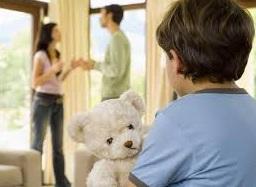 آسیب روانی کودکان در طلاق عاطفی