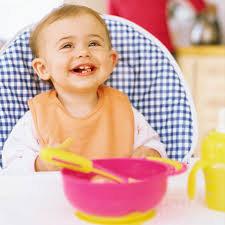 تغذیه کودک شش ماهه