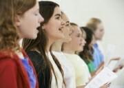 آواز خواندن افزایش روحیه بیماران سرطانی
