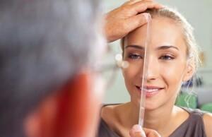 اصلاح فرم بینی با تزریق